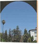 Santa Barbara Sky Wood Print