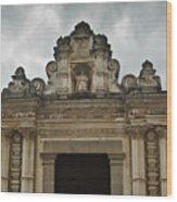 Santa Clara Antigua Guatemala Ruins  Wood Print