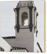 Santa Cruz Church Wood Print