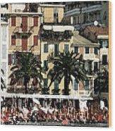 Santa Margherita Wood Print