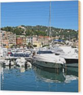 Santa Margherita Ligure Panoramic Wood Print