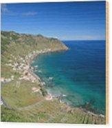 Santa Maria Azores II Wood Print