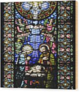 Santa Maria De Montserrat Abbey 1 Wood Print