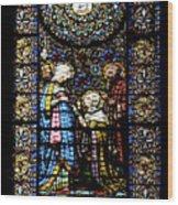 Santa Maria De Montserrat Abbey 2 Wood Print
