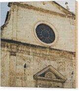 Santa Maria Del Popolo Wood Print
