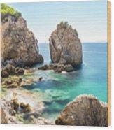 Santa Ponsa, Mallorca, Spain Wood Print