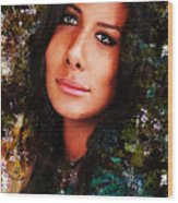 Santia 519 Wood Print