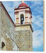 Santo Domingo Church Spire Wood Print