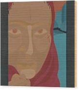 Santo Nino De Asis Wood Print