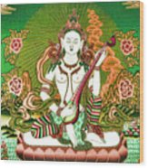 Saraswati 11 Wood Print
