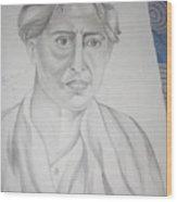 Sarat Chandra Chattopadhyay Wood Print