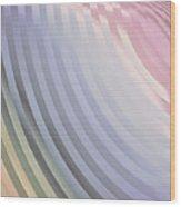 Satin Movements Lavender Wood Print