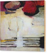 Sausalito Leap Of Faith Wood Print