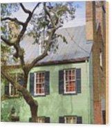Savannah's Best Wood Print
