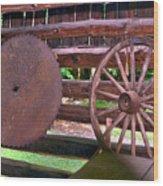 Sawyer Wood Print