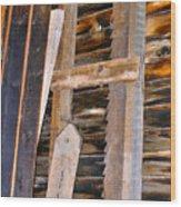 Sawyer No2 Wood Print