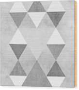 Scandi Grey Wood Print
