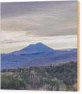 Scenic Vermont 1 Wood Print