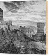 Scenic Vista, Bryce Canyon Wood Print