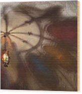 Schattenspiele Wood Print