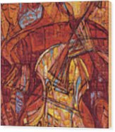 Scherzo Wood Print