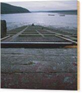 Schooner Bay - Point Reyes National Seashore Wood Print