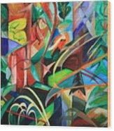 Schwarzwald - Black Forest Wood Print
