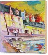 Scotland 04 Wood Print