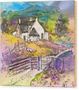 Scotland 16 Wood Print