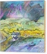 Scotland 21 Wood Print