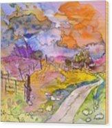 Scotland 22 Wood Print