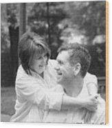 Scott And Sandi Wood Print