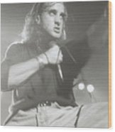 Scott Stapp Of Creed Wood Print