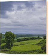 Scottish Countryside 1 Wood Print