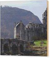 Scottish Home Wood Print