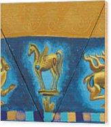 Scythian Gold 5 Wood Print