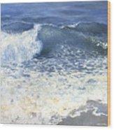 Sea 1 Wood Print