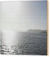 Sea And Sun I. Wood Print