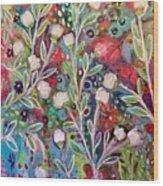 Sea Of Grace Wood Print
