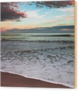 Sea Of Serenity Wood Print