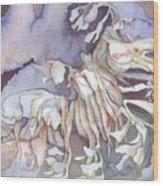 Seadragon Fantasy II Wood Print