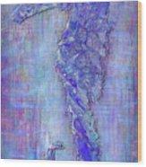 Seahoarse 6 Wood Print
