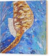 Seahorse Number 1 Wood Print