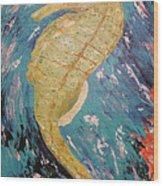 Seahorse Number 2 Wood Print