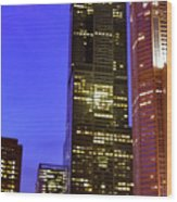 Sears Tower Chicago Wood Print