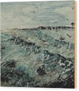 Seascape 459090 Wood Print