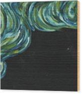 Seaside Dreams 1 Wood Print