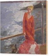 sold Seaside Interest Wood Print