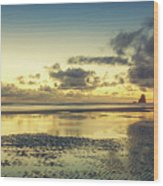 Seaside Palette Wood Print