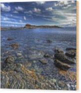 Seaside Snap Wood Print